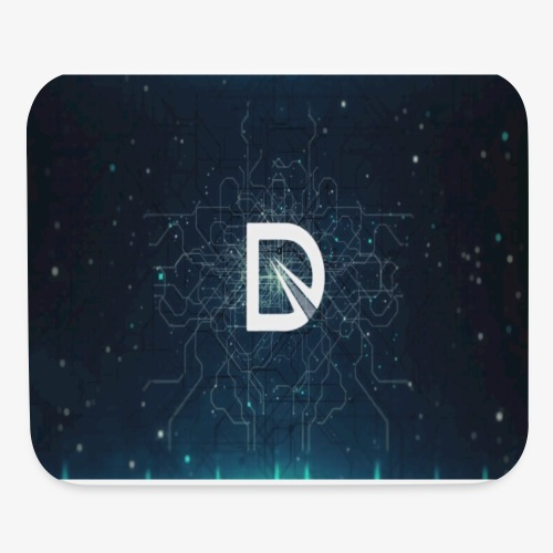 DixiCoin Gaming Landscape - Mouse pad Horizontal