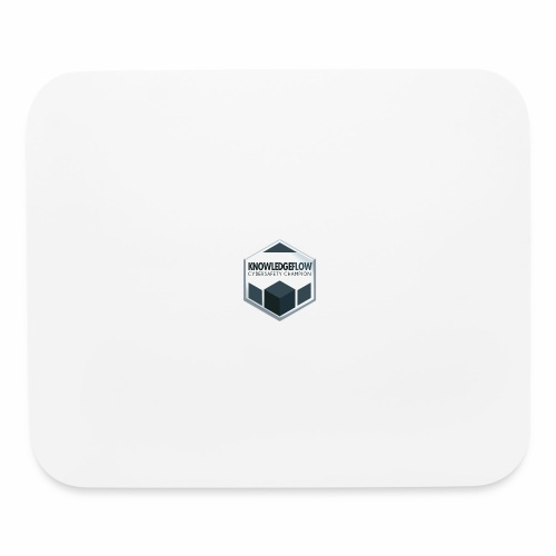 KnowledgeFlow Cybersafety Champion - Mouse pad Horizontal