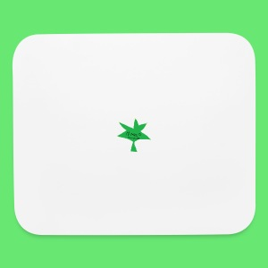ESCLUSIVE!! 420 weed is coolio for kidlios SHIrT!1 - Mouse pad Horizontal