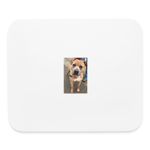 Brute Pup - Mouse pad Horizontal