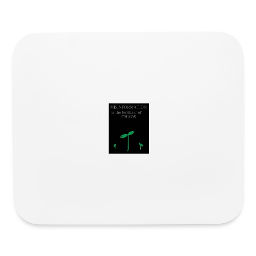 Misinformation - Mouse pad Horizontal