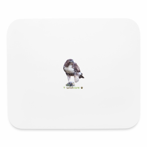 Red-tailed Hawk - Mouse pad Horizontal