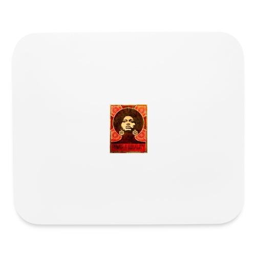 Angela Davis proPoster - Mouse pad Horizontal