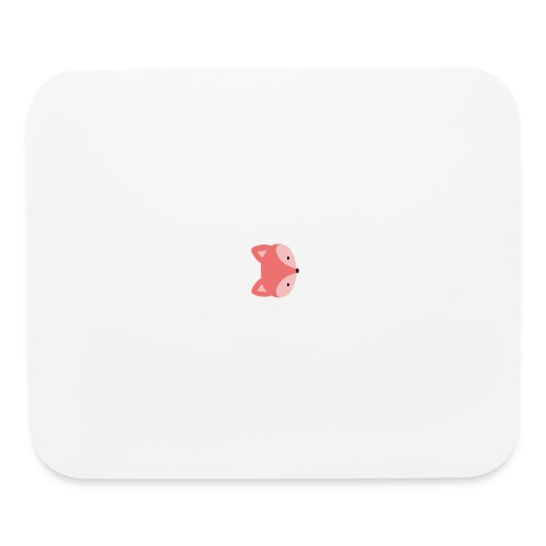 Fox Gift Logo - Mouse pad Horizontal