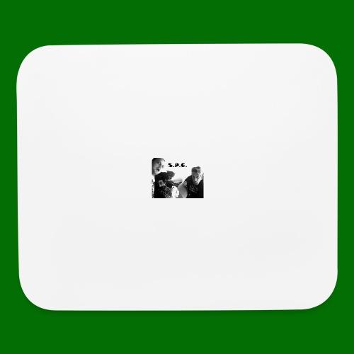 D N BW - Mouse pad Horizontal