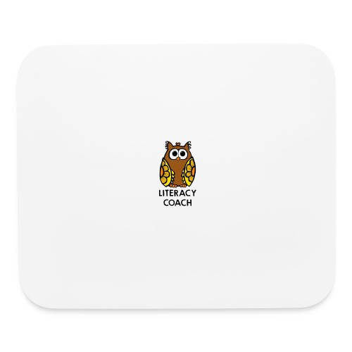 literacy coach png - Mouse pad Horizontal