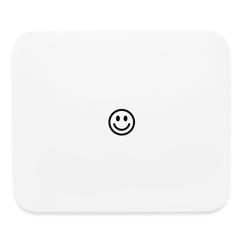 smile dude t-shirt kids 4-6 - Mouse pad Horizontal