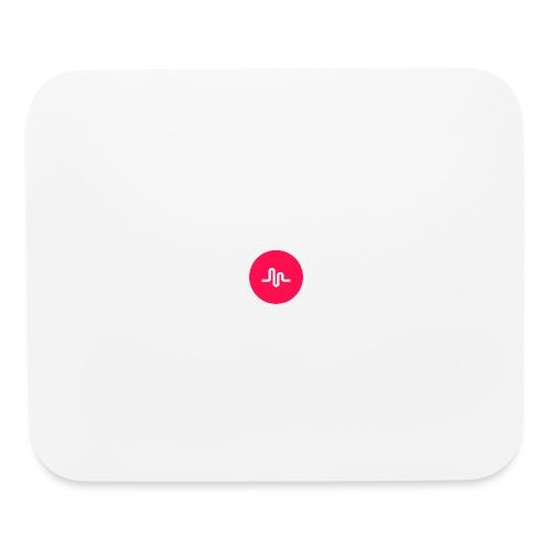 Musical.ly logo - Mouse pad Horizontal