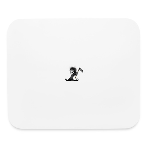 the grim - Mouse pad Horizontal