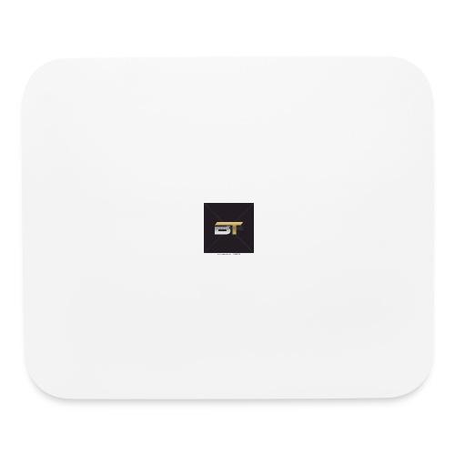 BT logo golden - Mouse pad Horizontal