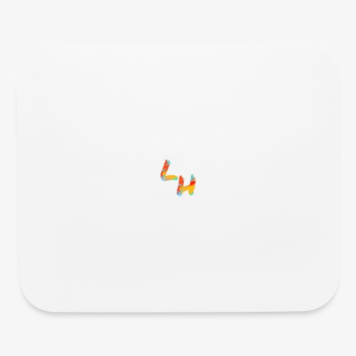 Los Hermanos Logo - Mouse pad Horizontal