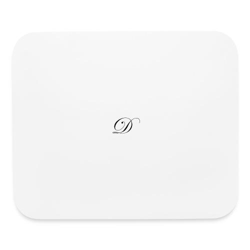 my signature - Mouse pad Horizontal