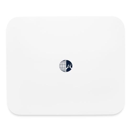 DMI Logo Dark Blue - Mouse pad Horizontal