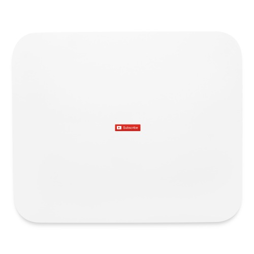 YOUTUBE SUBSCRIBE - Mouse pad Horizontal