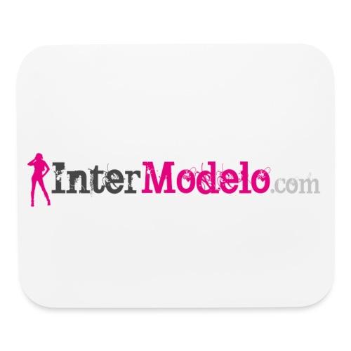 Intermodelo Color Logo - Mouse pad Horizontal