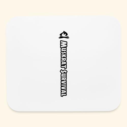 Muskrat Survival Tall - Mouse pad Horizontal