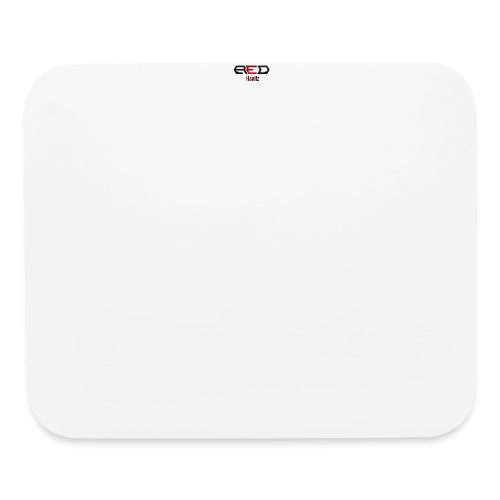 Haailz 4 red - Mouse pad Horizontal