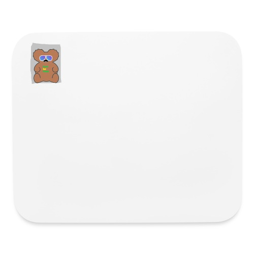 Aussie Dad Gaming Koala - Mouse pad Horizontal
