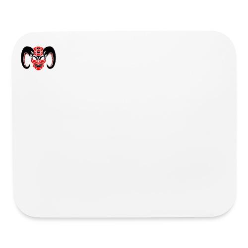 Demon Skull - Mouse pad Horizontal