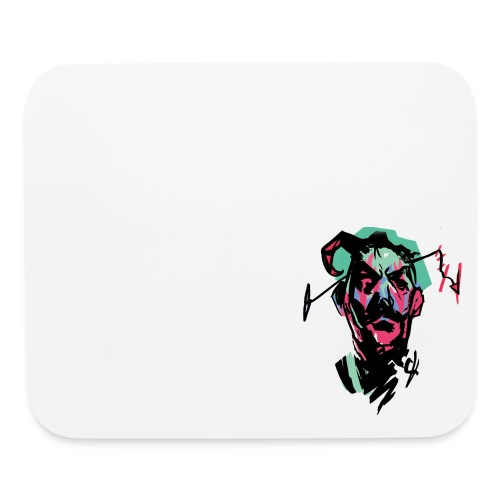 Cossack - Mouse pad Horizontal