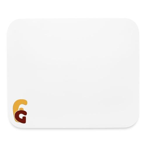 Logo x shadow - Mouse pad Horizontal