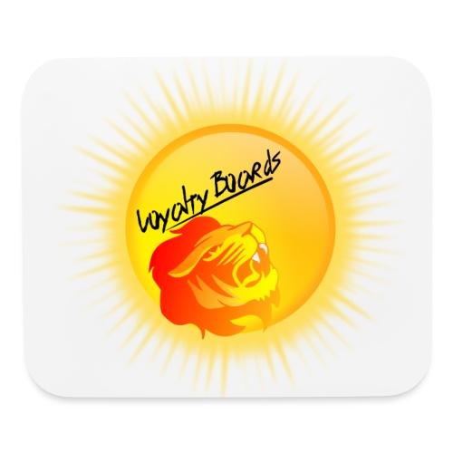 LoyaltyBoardsNewLogo 10000 - Mouse pad Horizontal
