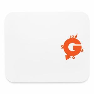 NEW GOZOTIME LOGO solo 2018 C - Mouse pad Horizontal