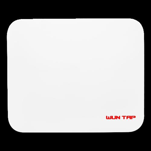 'Wun Tap' (Men's) - Mouse pad Horizontal