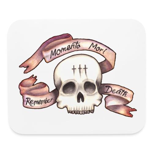 Momento Mori - Remember Death - Mouse pad Horizontal