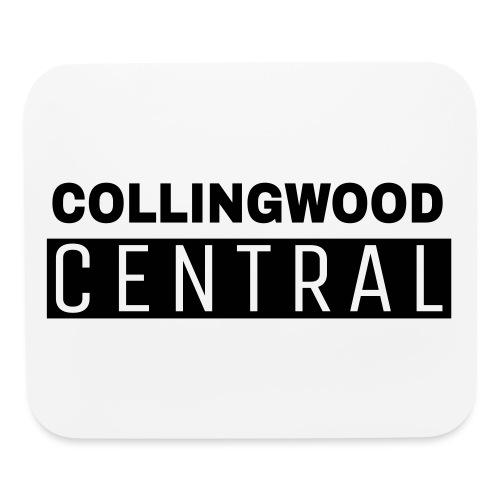 BLK Collingwood Central Logo - Mouse pad Horizontal
