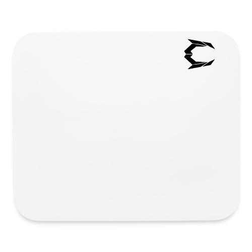 black png - Mouse pad Horizontal