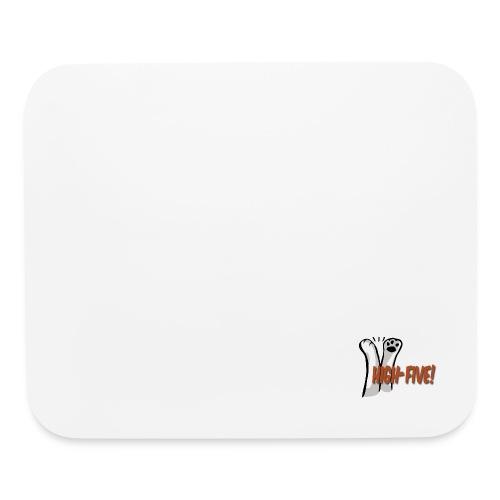 hi5 paws - Mouse pad Horizontal