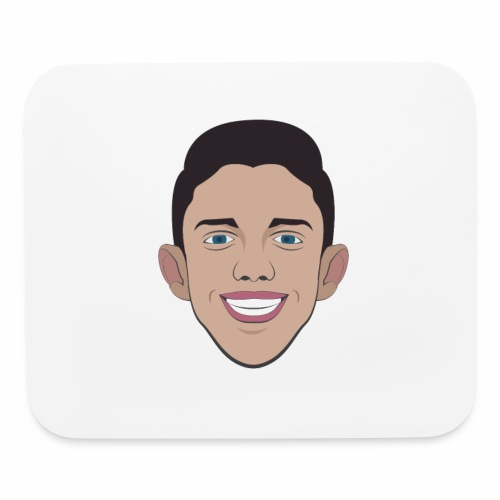 Cartoon Jake Head - Mouse pad Horizontal