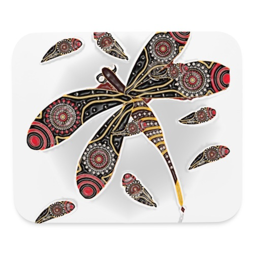 Billabong butterfly - Mouse pad Horizontal