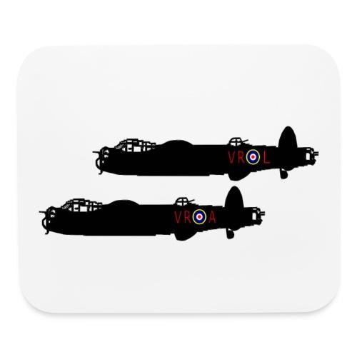 2 Lancaster VR L & A - Mouse pad Horizontal
