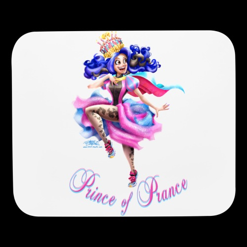 Prince Of Prance - Mouse pad Horizontal