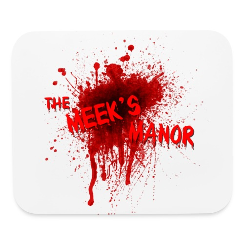 The Meek's Manor - Mouse pad Horizontal