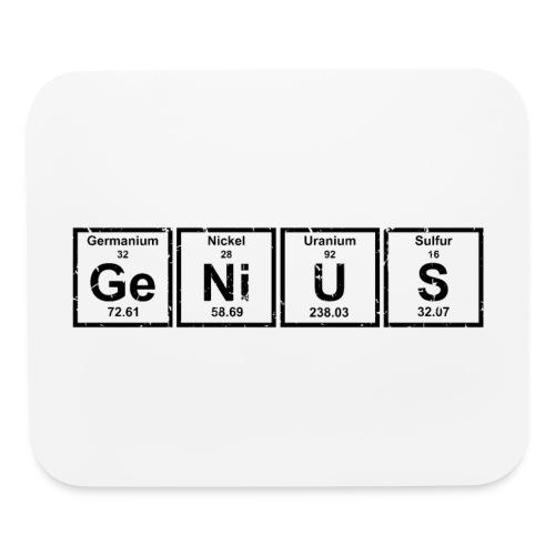Genius (Periodic Elements) - Mouse pad Horizontal