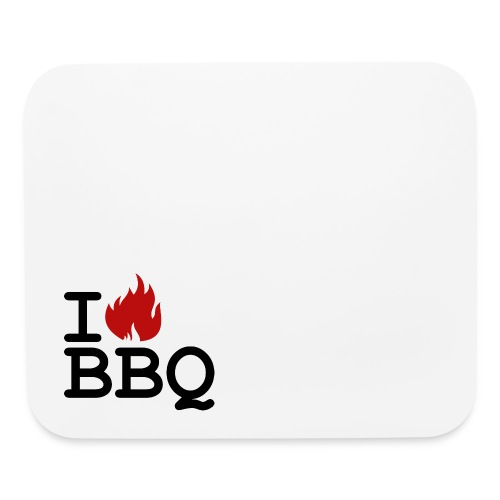 barbeque love chef cook - Mouse pad Horizontal