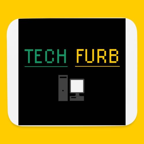 TechFurb Logo - Mouse pad Horizontal