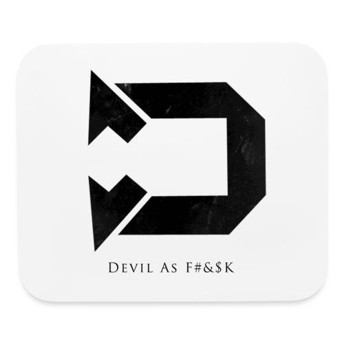 Black Hoodie Design Black png - Mouse pad Horizontal