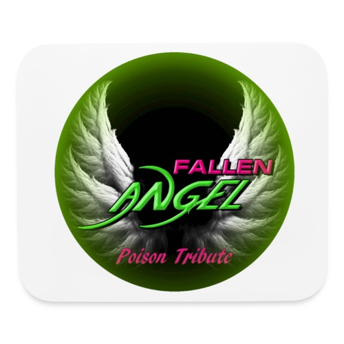 Fallen Angel - Mouse pad Horizontal