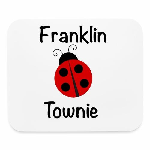 Franklin Townie Ladybug - Mouse pad Horizontal