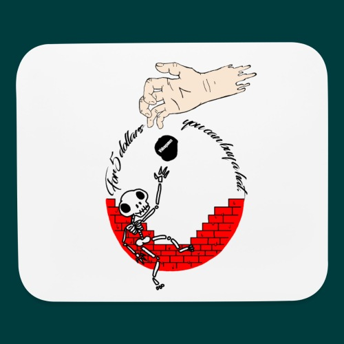 cool - Mouse pad Horizontal