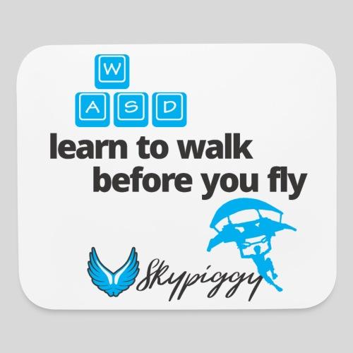 Skypiggy learn light1 - Mouse pad Horizontal