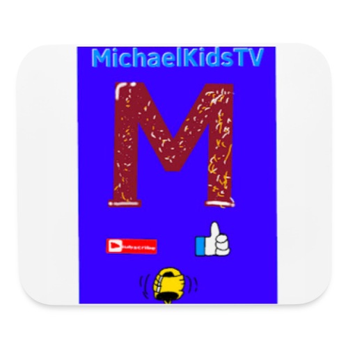 The Re-Created MichaelkidsTV Offical T-Shirt *READ - Mouse pad Horizontal