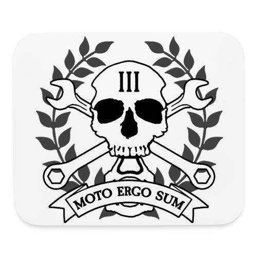 Moto Ergo Sum - Mouse pad Horizontal
