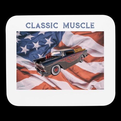 CLASSIC MUSCLE - Mouse pad Horizontal