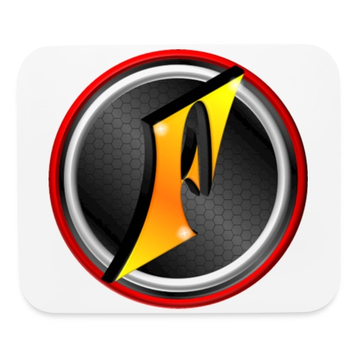 Flinter Logo - Mouse pad Horizontal