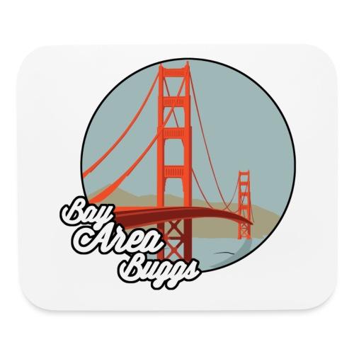 Bay Area Buggs Bridge Design - Mouse pad Horizontal